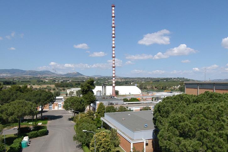 Impianto ITREC Rotondella